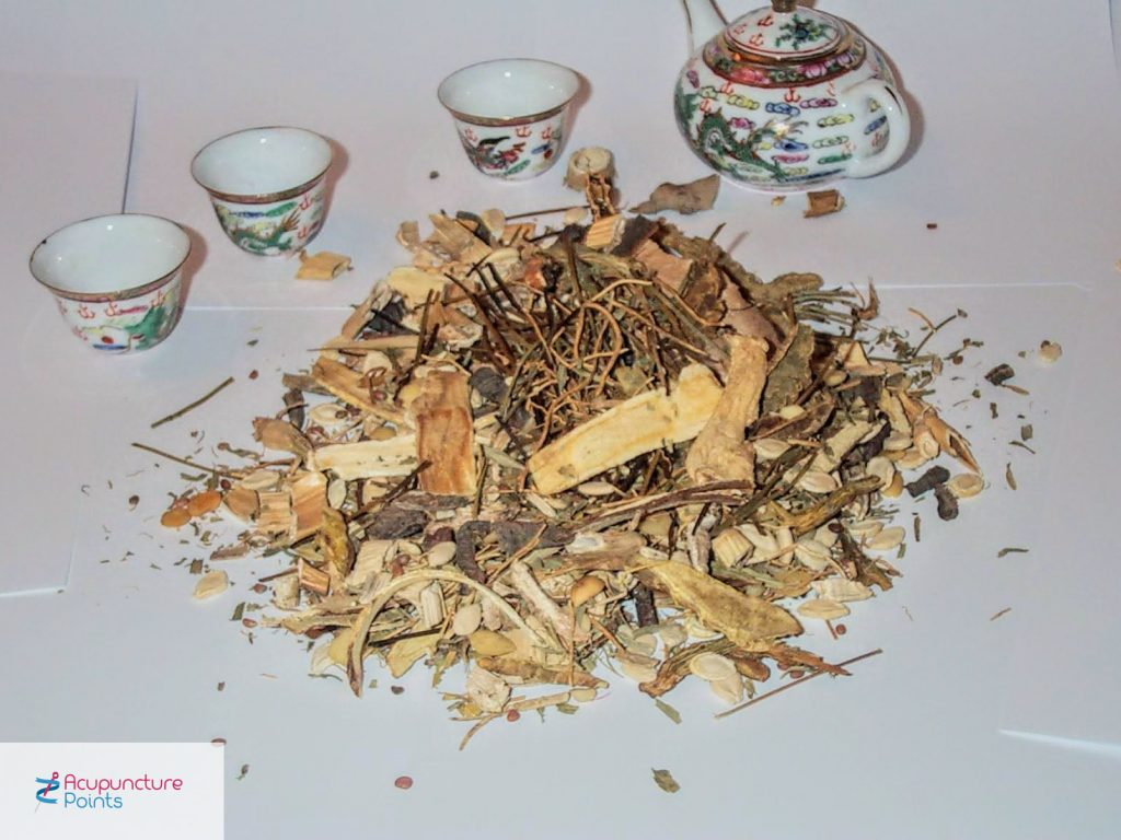 Herbal Prescription for Lung Phlegm Fluilds