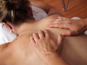 Back Massage, how Bowen works
