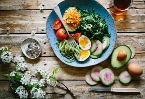 Healthy Food for gut health