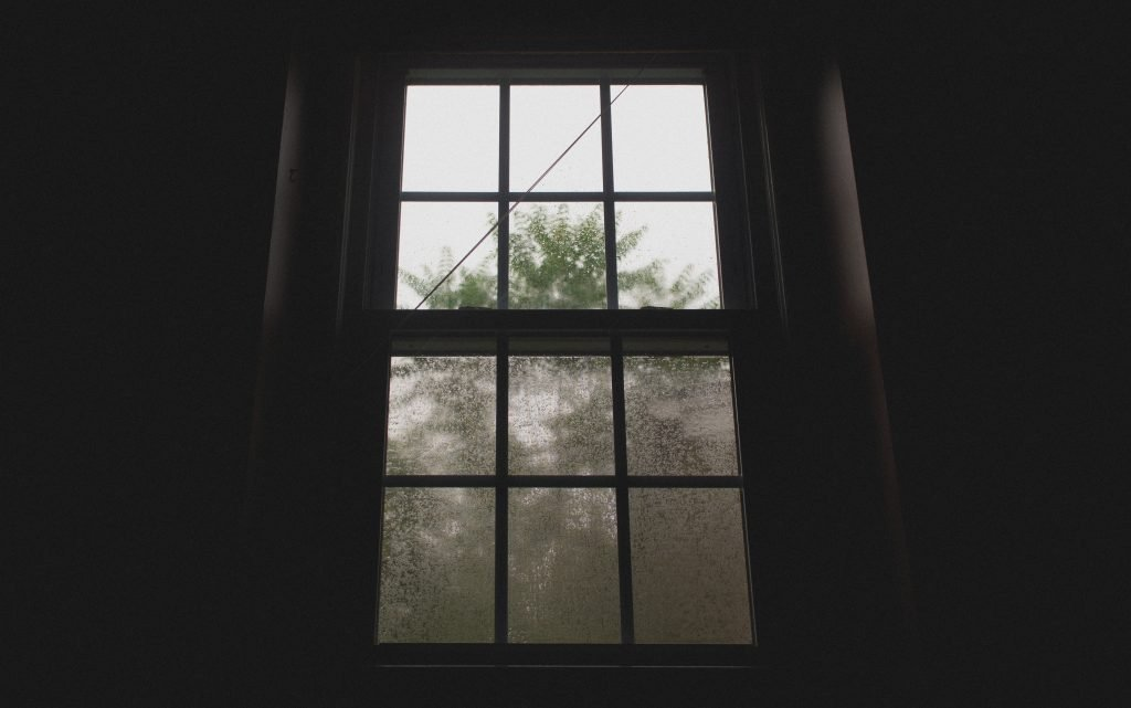 Wet window