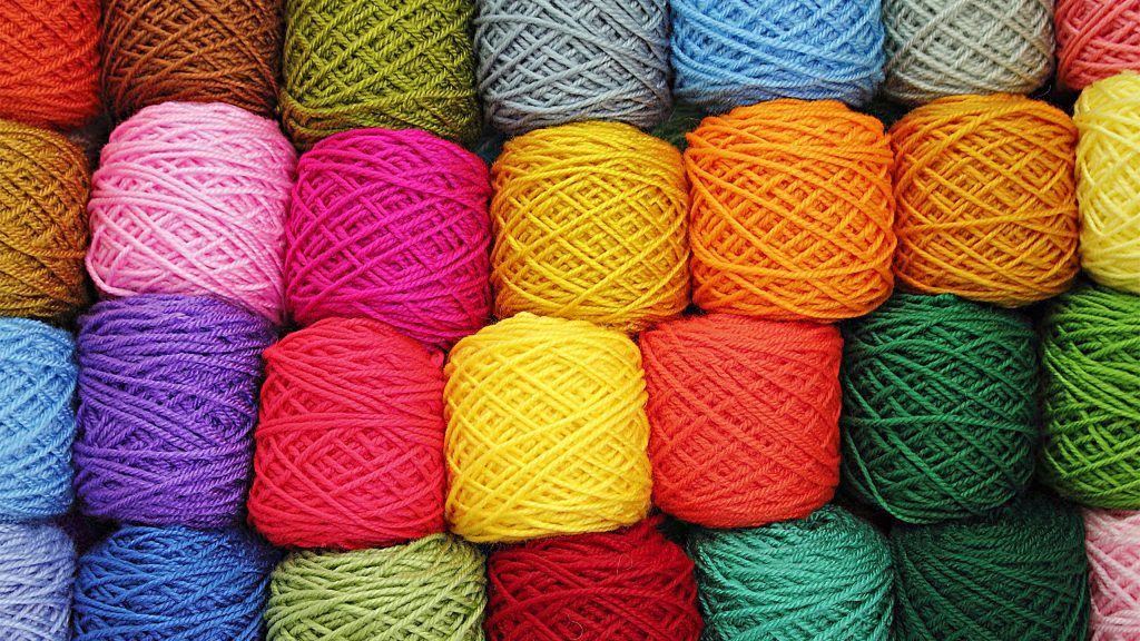 Knitting Balls: phlegm comes in many colours!