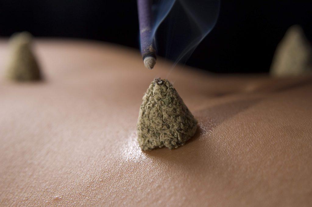 Moxibustion often helps Spleen Fat Buster