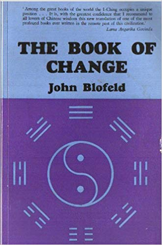 The Book Of Change Cover