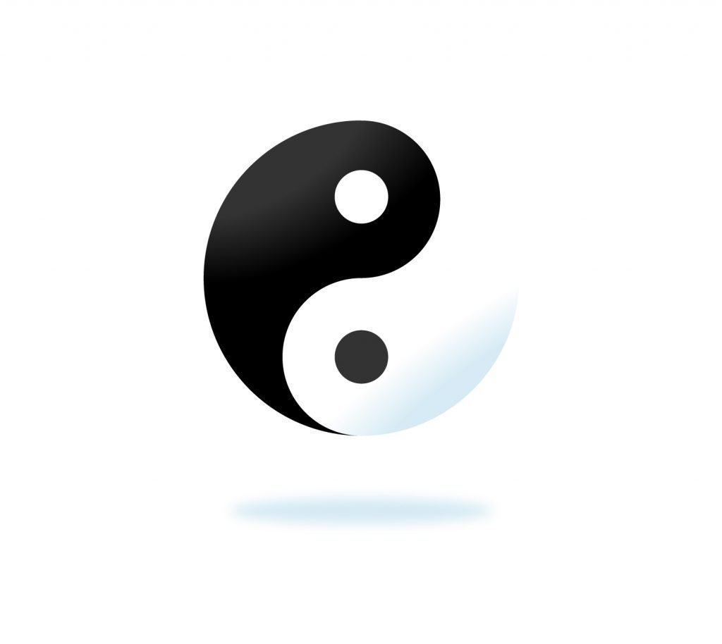 Yinyang symbol for balance helping you understand acupuncture benefits