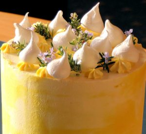 Sweet, creamy Cake - a terrible food if you fear defensive level damp heat diseases