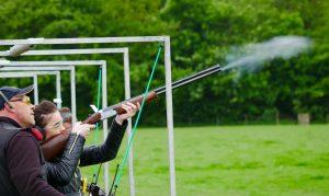 Shooting can be bad for tinnitus
