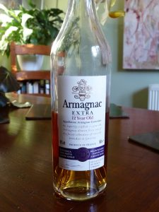Armagnac - not good for Liver Fire