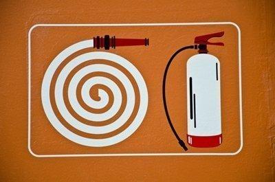 Fire suppression equipment. Phlegm colour often shows symptom suppression.