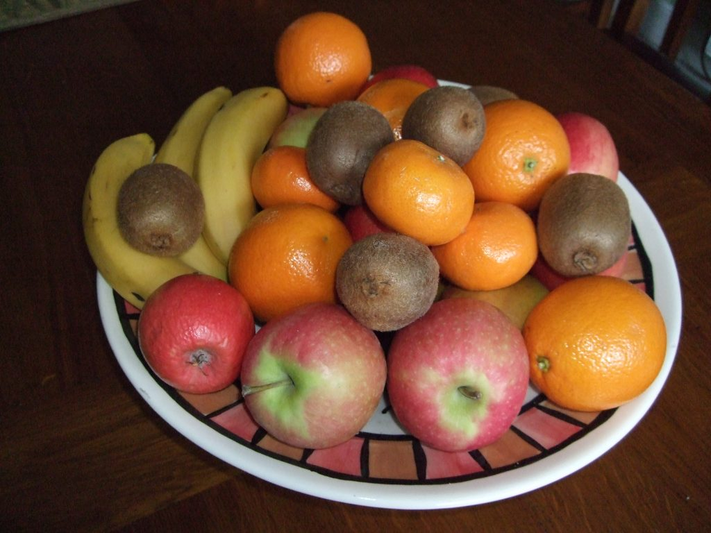Fruit - source of Vitamin C
