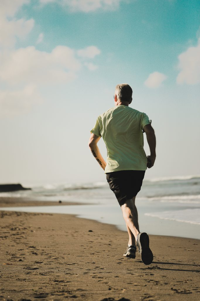 Exercise moves Qi, and can help clear Lung phlegm