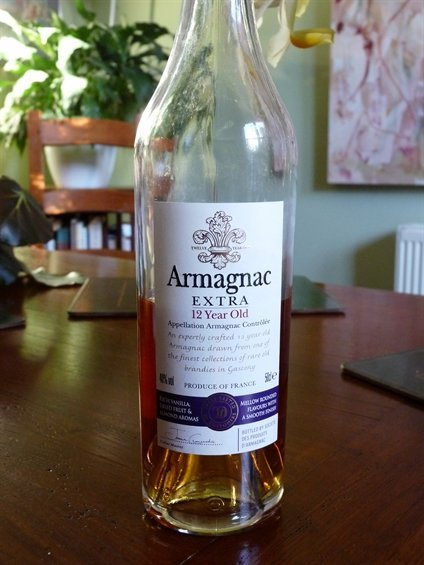 Armagnac - not a good Heatwave fluid