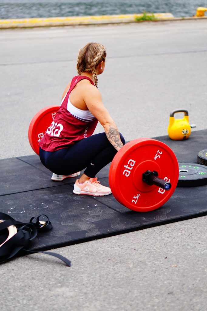 Weight-lifters often benefits from supplements