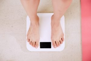 Measure weight for BMI