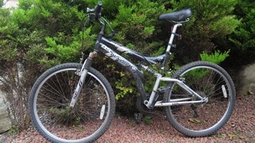 My bicycle - defintely provides weight loss exercise