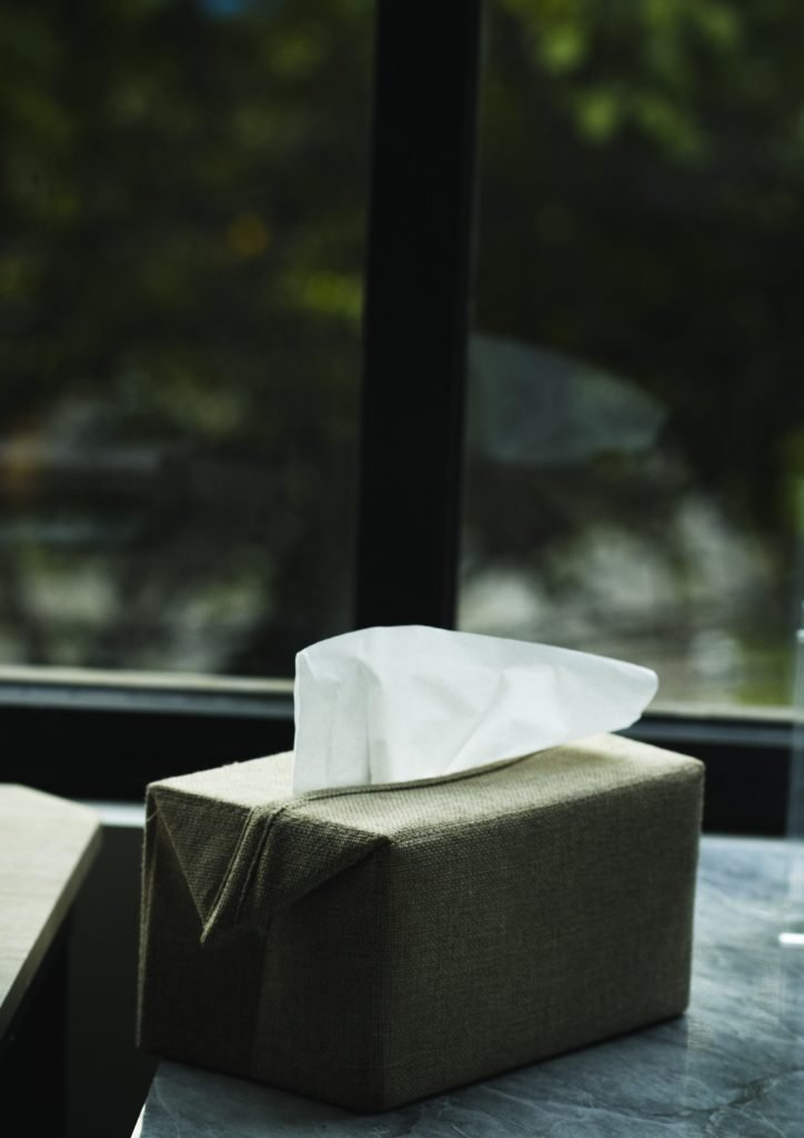 Tissues for Lung Phlegm Fluids