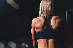fat loss reveals muscles