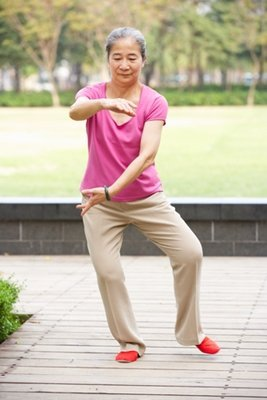 Tai Chi instead of interval training
