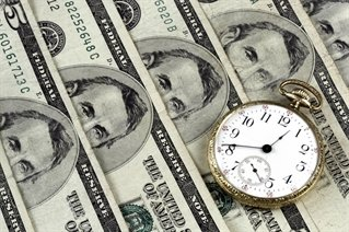 Time and Money pressures produce signs of stress!
