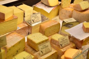 Cheese and dairy food often contribute to IBS