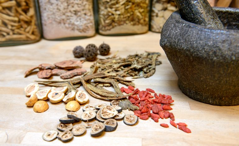 Chinese herbs are often used for chronic fatigue.