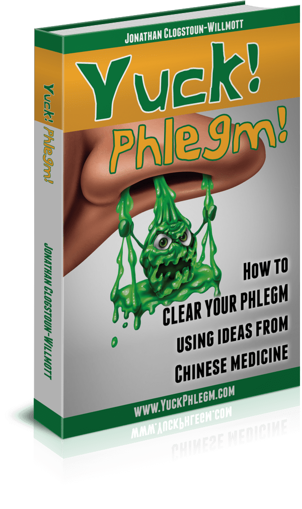 Yuck Phlegm cover