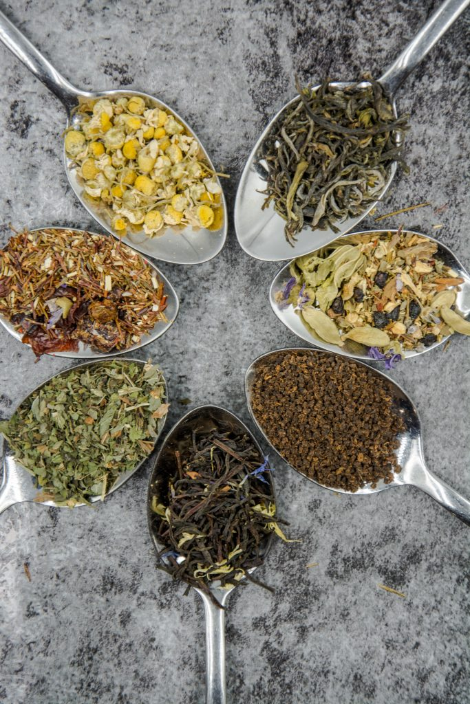 Herbs to assist