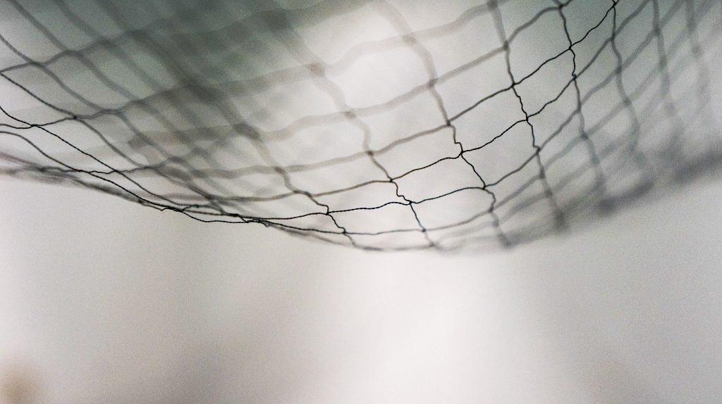 black net like jingluo deformed by phlegm