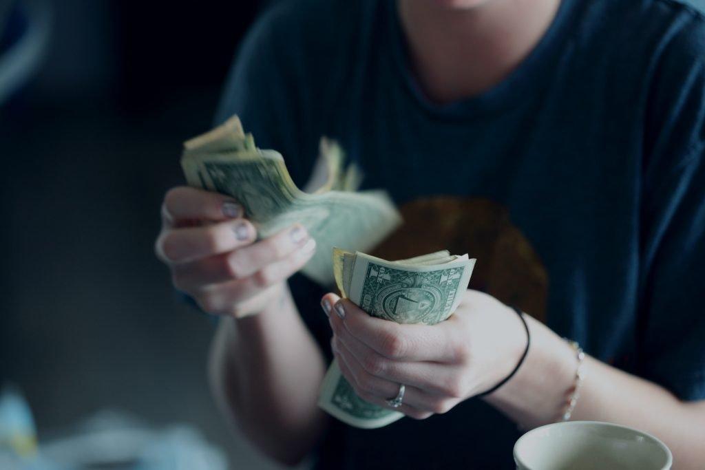 Money worries often drain Spleen energy, causing tiredness.