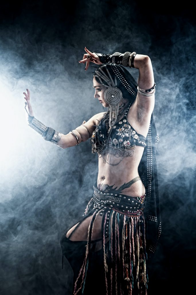 Belly dancing is a great way to reduce Blood Stasis