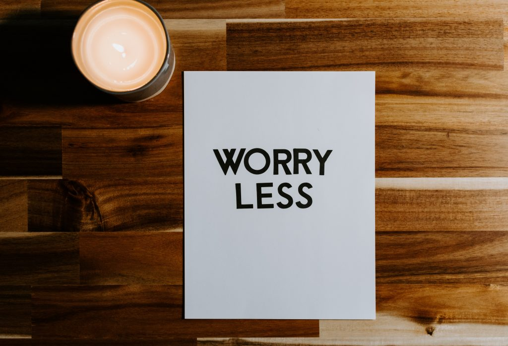Worrying eventually leads to Stomach Yin deficiency